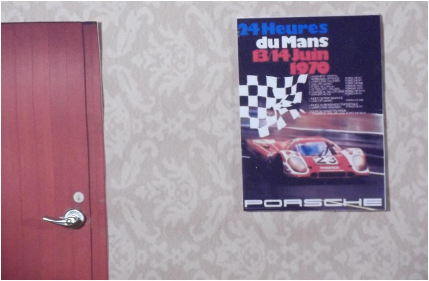 Le Mans VIP Room